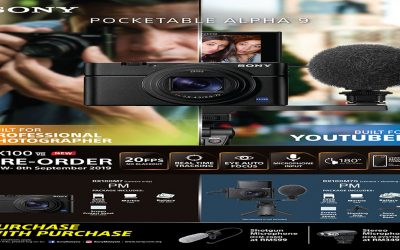 Sony DSC-RX100 Mark VII Pre-Order