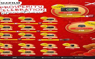 Fujifilm Promotion – Prosperity Celebration Promotion