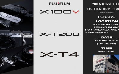 Fujifilm New Product Touch and Try Session