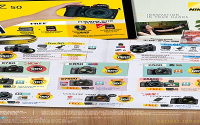 Nikon Promotion – Innovation In Your Hands