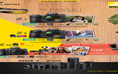 Nikon Promotion – The Benefits Of Z In Your Hands