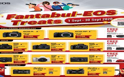 Canon Promotion – Fantabul-EOS Treats