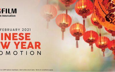 Fujifilm Promotion – Chinese New Year 2021 Promotion